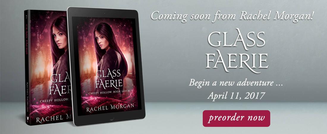 Coming soon from Rachel Morgan