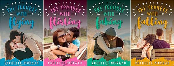 trouble-series-book-covers