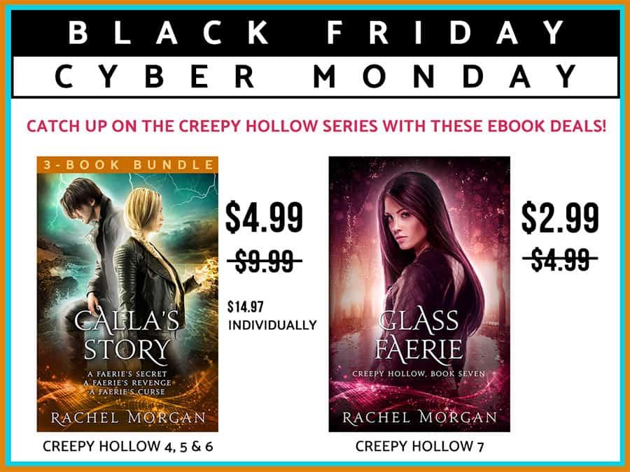 Black Friday Cyber Monday Creepy Hollow Deals 2017