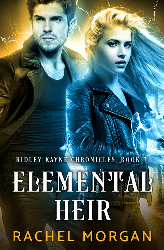 Elemental Heir (Ridley Kayne Chronicles Book 3)